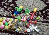 تعدادی اسباب بازی  در شیپور-عکس کوچک