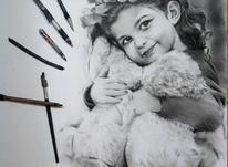 سفارش نقاشی سیاه قلم در شیپور-عکس کوچک