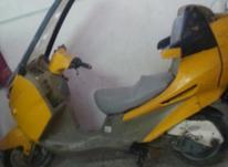 موتور سیکلت 150سی سی اتوماتیک در شیپور-عکس کوچک