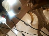 دوربین مدار بسته طرح لامپ در شیپور-عکس کوچک