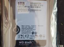 هارد وسترن دیجیتال black یک ترابایت در شیپور-عکس کوچک