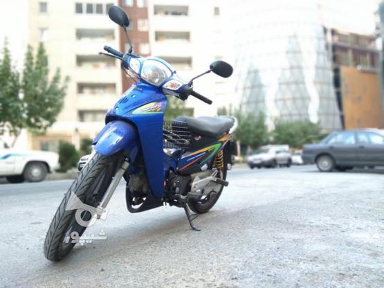 موتور سیکلت 150 سیسی رادیسون کویر  بیکلاچ  در گروه خرید و فروش وسایل نقلیه در تهران در شیپور-عکس1