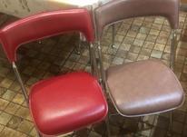 صندلی فلزی تاشو مغازه در شیپور-عکس کوچک