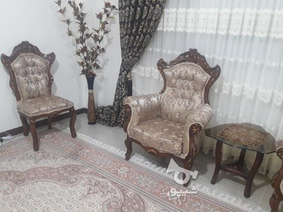 مبل سلطنتی 9نفره در گروه خرید و فروش لوازم خانگی در کرمانشاه در شیپور-عکس1