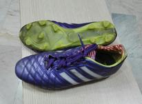 کفش فوتبال چمن آدیداس در شیپور-عکس کوچک