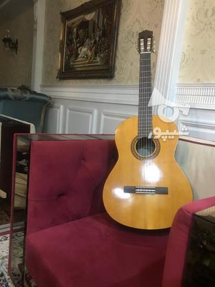 گیتار یاماها مدل c45 به همراه کیف برزنتی در گروه خرید و فروش ورزش فرهنگ فراغت در تهران در شیپور-عکس1
