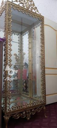 ویترین تمام برنز  در گروه خرید و فروش لوازم خانگی در تهران در شیپور-عکس1