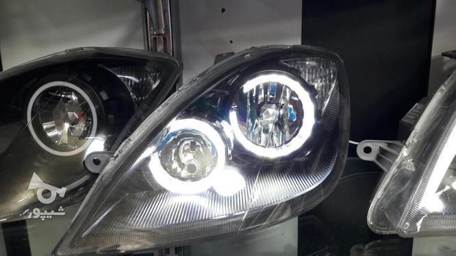 چراغ جلو تیبا 1/2طرحBMW3D در گروه خرید و فروش وسایل نقلیه در تهران در شیپور-عکس1