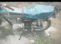 موتور سیکلت دویست هندا  در شیپور-عکس کوچک