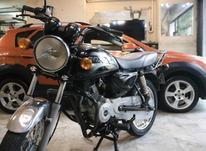 موتور باکسر 150 مدل 94 مشکی در شیپور-عکس کوچک