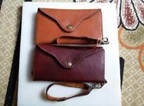 کیف تمام چرم گاوی وکاملا دستدوز در شیپور-عکس کوچک