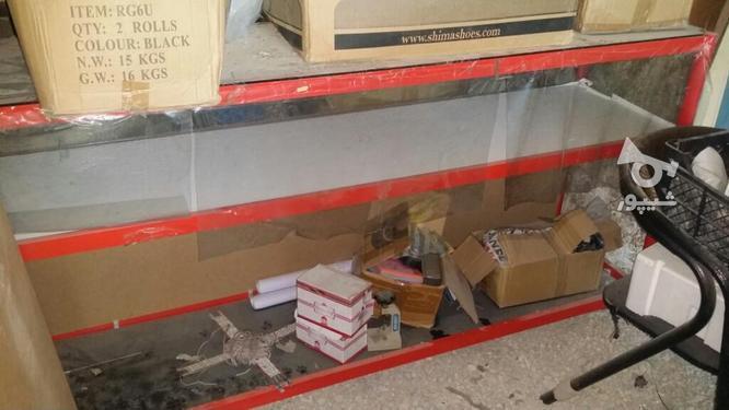 ویترین فلزی 2 متری در گروه خرید و فروش کسب و کار در بوشهر در شیپور-عکس1