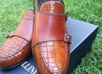 کفش چرم برند luciano bellini در شیپور-عکس کوچک