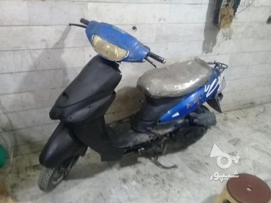 پاکشتی 100ccمدل 86معاوضه در گروه خرید و فروش وسایل نقلیه در گلستان در شیپور-عکس1