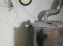 کوره بدنه ورق عایق پشم شیشه .قفسه فلزی میز کارفلزی در شیپور-عکس کوچک