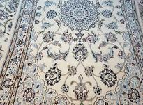 فرش دو ذرعی دستباف نایین بومیِ تازه تولید و نو در شیپور-عکس کوچک
