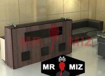 کانتر اداری مدل آرامان کد169//آقای میز در شیپور-عکس کوچک
