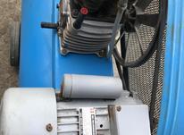 پمپ باد250 لیتری ایتالیایی موتور3 اسب  در شیپور-عکس کوچک