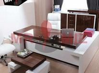 میز مدیریت مدل اطلس--برند آقای میز در شیپور-عکس کوچک