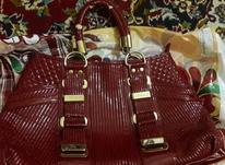 کیف زنانه قرمز در شیپور-عکس کوچک