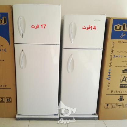 یخچال فریزر 20 فوت تاچ پنل یخساز دار   در گروه خرید و فروش لوازم خانگی در تهران در شیپور-عکس1