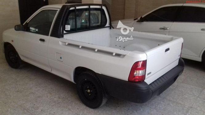 پراید وانت (151) 1398 سفید در گروه خرید و فروش وسایل نقلیه در تهران در شیپور-عکس1