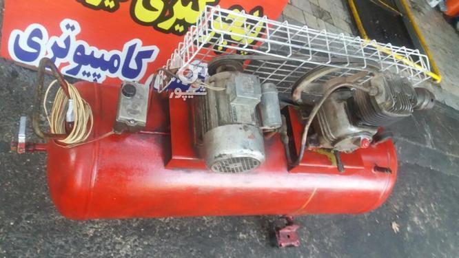 پمپ باد 180 در گروه خرید و فروش کسب و کار در تهران در شیپور-عکس1