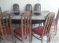 میز و صندلی 8 نفره در شیپور-عکس کوچک