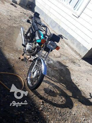 موتور سیکلت هندا 150 در گروه خرید و فروش وسایل نقلیه در گلستان در شیپور-عکس1