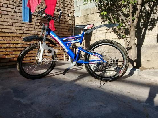 دوچرخه درحد نو  در گروه خرید و فروش ورزش فرهنگ فراغت در گلستان در شیپور-عکس1