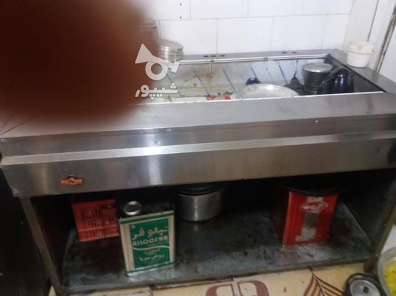 فروش یک عدد کانتر گرم در گروه خرید و فروش کسب و کار در بوشهر در شیپور-عکس1
