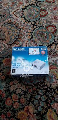 پرینت سرور چند کاره تی پی لینک TP-LINK TL-PS310U در گروه خرید و فروش لوازم الکترونیکی در قم در شیپور-عکس1