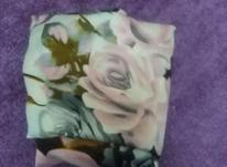 دو عدد شال سر و. یک عدد روسری ساتن در حد نو در شیپور-عکس کوچک
