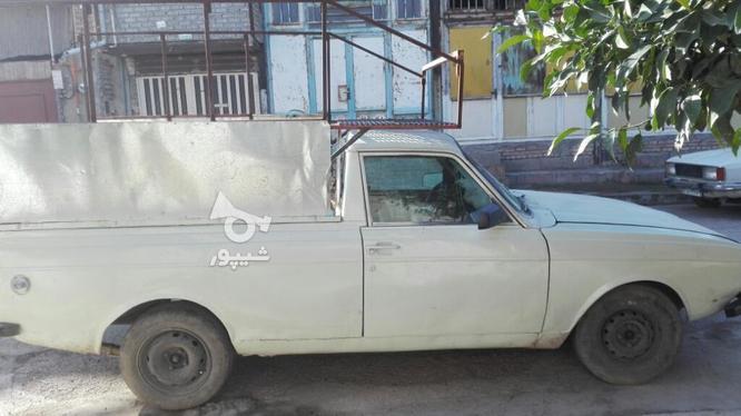 پیکان وانت 78 کاربراتور در گروه خرید و فروش وسایل نقلیه در گلستان در شیپور-عکس1
