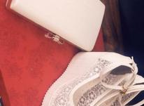 کیف و کفش عروس نو  در شیپور-عکس کوچک