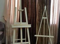 سه پایه بوم نقاشی ،سه پایه قاب ،سه پایه چوبی در شیپور-عکس کوچک