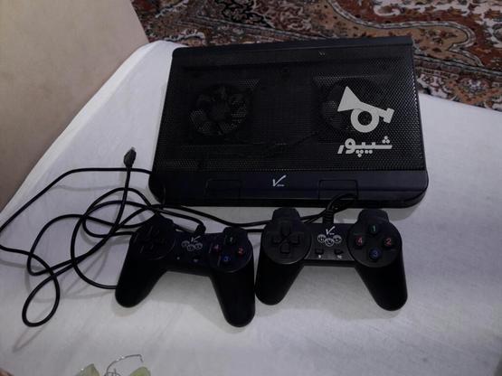 کنسول بازی و خنک کننده لپ تاپ در گروه خرید و فروش لوازم الکترونیکی در آذربایجان شرقی در شیپور-عکس1