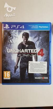 Uncharted 4 : A Thief's End در گروه خرید و فروش لوازم الکترونیکی در آذربایجان شرقی در شیپور-عکس1