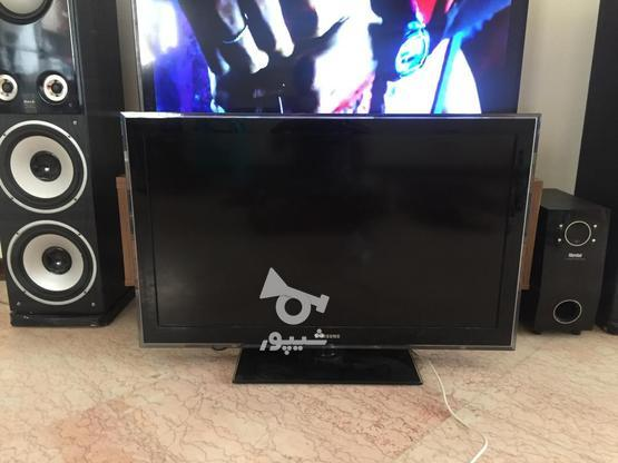 تلویزیون40اینچ سری7 سامسونگ در گروه خرید و فروش لوازم الکترونیکی در تهران در شیپور-عکس1