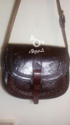 کیف تمام چرم در گروه خرید و فروش لوازم شخصی در کرمانشاه در شیپور-عکس1