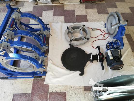 دستگاه جوش پلی اتیلن 400 در گروه خرید و فروش صنعتی، اداری و تجاری در گلستان در شیپور-عکس1