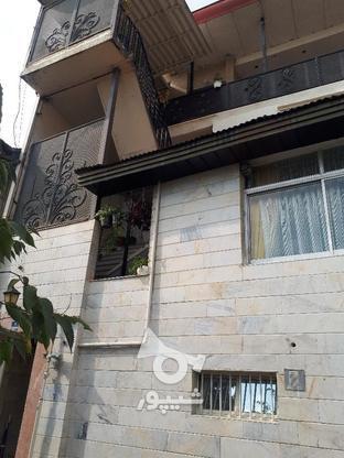 خانه کلنگی دو واحد در سه طبقه واقع در دربند در گروه خرید و فروش املاک در تهران در شیپور-عکس1
