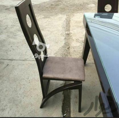 میز نهارخوری 4نفره در گروه خرید و فروش لوازم خانگی در تهران در شیپور-عکس1