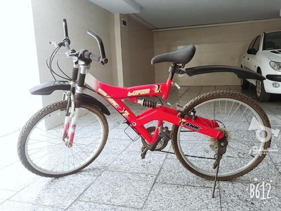دوچرخه دنده ای کوهستان 24  در گروه خرید و فروش ورزش فرهنگ فراغت در تهران در شیپور-عکس1