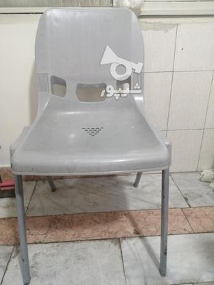 صندلی پلاستیکی در گروه خرید و فروش کسب و کار در تهران در شیپور-عکس1