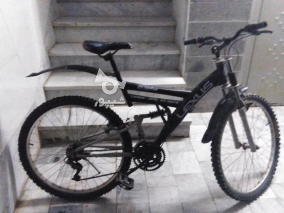 دوچرخه دنده ای  در گروه خرید و فروش ورزش فرهنگ فراغت در البرز در شیپور-عکس1