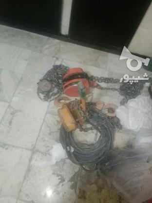 جرثقیل 5تن در حد نو در گروه خرید و فروش کسب و کار در تهران در شیپور-عکس1