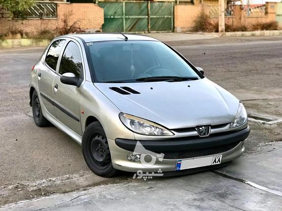 پژو 206 مدل 81 فرانسه در گروه خرید و فروش وسایل نقلیه در تهران در شیپور-عکس1