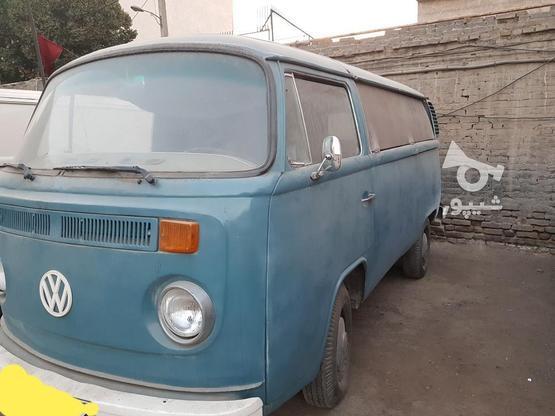 فولکس واگن فست فود سیار در گروه خرید و فروش وسایل نقلیه در تهران در شیپور-عکس1