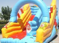 سرسره های بادی سالن های بازی، خانه کودک ، شهربازی مینیون باب در شیپور-عکس کوچک